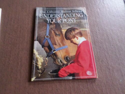 1 of 1 - Understanding Your Pony by Gill Harvey (Paperback, 1998)
