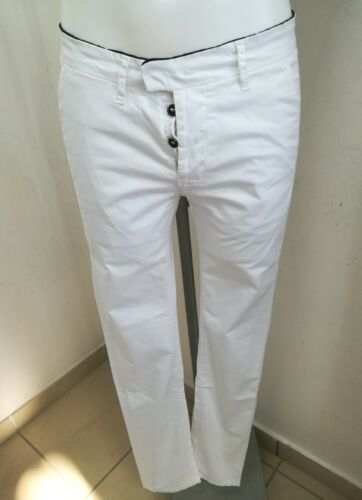 Blanc Pantalon 32 Taille Homme Anupdate qw1UUaHXT