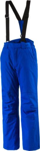 McKinley Bambini Sci Pantaloni Yorkton tercy con travi Rimovibile Blu