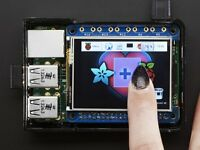 Adafruit Pitft 2.4 Hat Mini Kit - 320x240 Tft Touchscreen