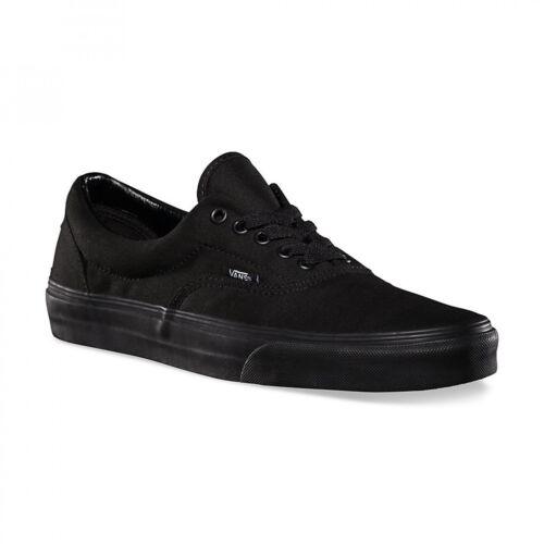 vans total black