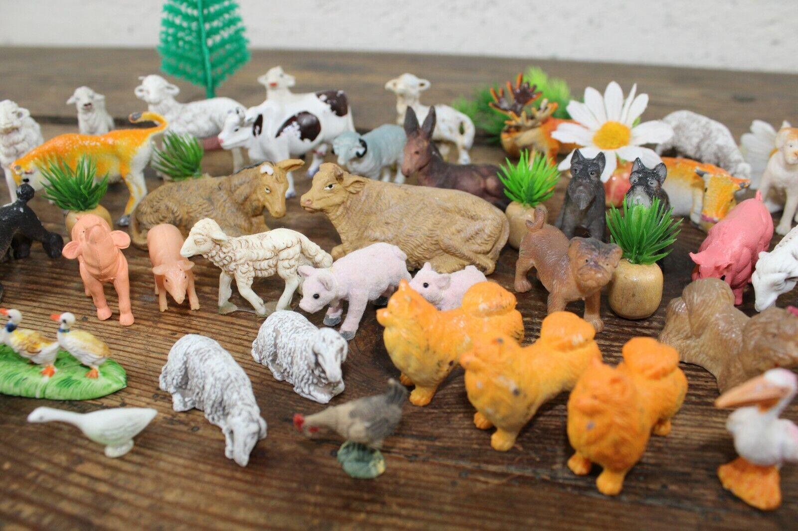 Harvestfly Set di 4 saliera e peperoncino modellazione animale modello animale modello animale