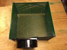 Vintage Dynaco Mark III II CAGE ONLY w/ FAN tube amplifier cover amp parts