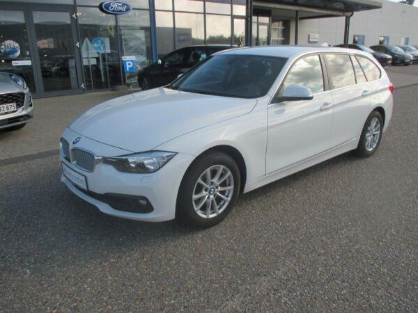 BMW 320d 2,0 Touring aut. billede 0