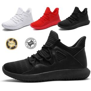 6ab8eb0221f3d FASHION Men s Shoes Running Man Sneakers Mesh Sports Casual Athletic ...