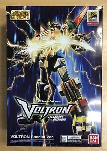 "In STOCK Bandai Shokugan SDCC 2018 /""Voltron/"" Exclusice Set Super Mini Pla Kit"