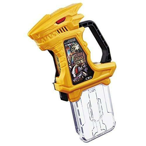 Kamen Masked Rider Ex-Aid DX Dragon Knight Hunter Z Gashat BANDAI Japan NEW