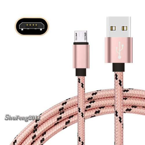 AQT80 Micro USB Charging Data Sync Charger Cable For Sprint Slate 8 Inch