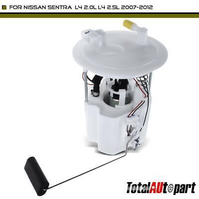 New Fuel Pump Assembly for 2007-2012 Nissan Sentra L4 2.0L 2.5L GAM986