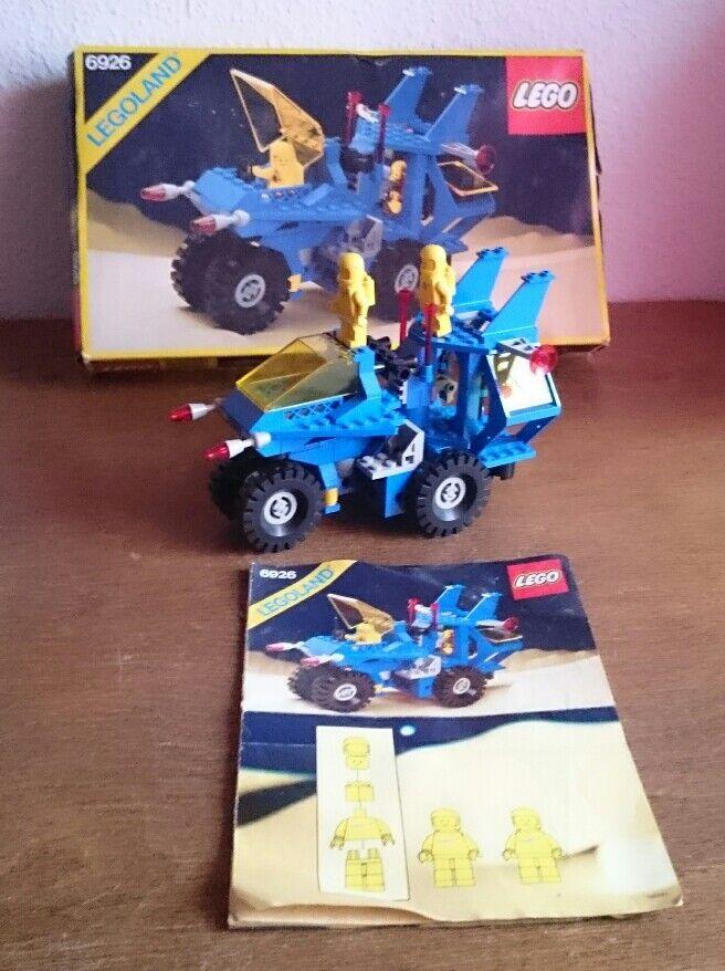 Lego Legoland 6926 Space mobile recovery vehicle Weltraum Astronauten mit BA OVP