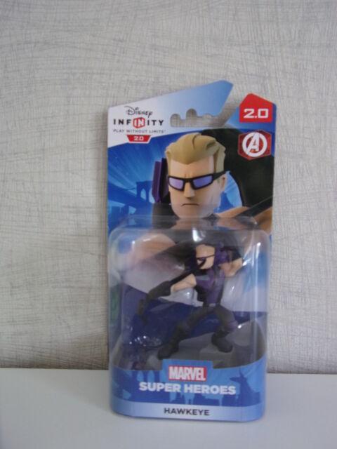 Disney Infinity 2.0 Hawkeye (Avengers) - Neuf et Scellé