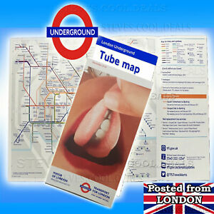 Subway Map Holiday.Details About London Underground Subway Metro Pocket Tube Map Holiday Travel Planner 2018 Maps