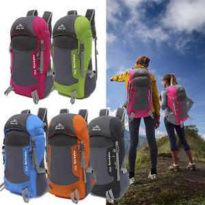 35L Hiking Camping Bag Tactical Trekking Rucksack Outdoor Sport Travel Backpack