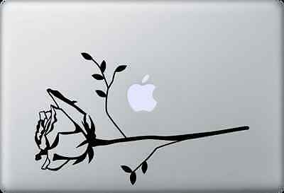 Rose - Flower - Decal for MacBook, Air, Pro or Ipad
