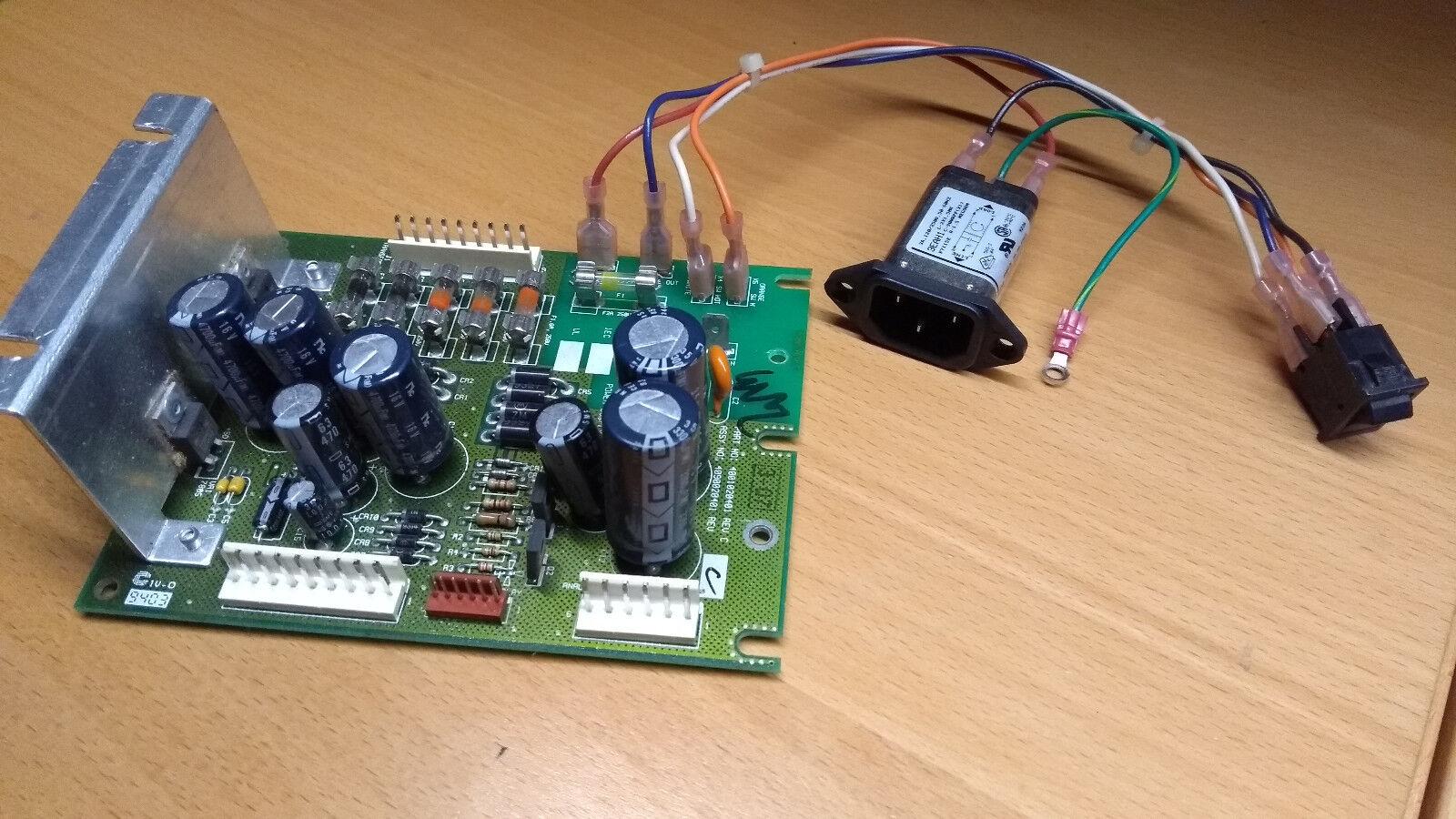 PSU Power Supply Board für Ensoniq TS-12   TS-10