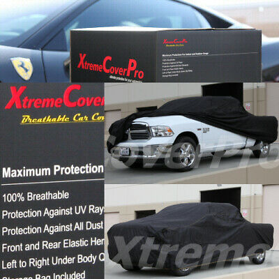 1997 1998 1999 2000 Chevy C//K 2500 Ext Cab 8ft Long Bed Breathable Truck Cover