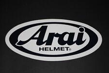 Arai Pegatina Sticker decal autocollant bapperl Helmet casco en letras van XXL