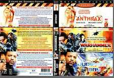 DVD Science Fiction 2 : Anthrax / Warhammer / Judgement Day