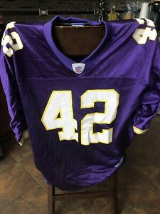 Darren Sharper Minnesota Vikings Reebok jersey size XL NFL PLayers ...