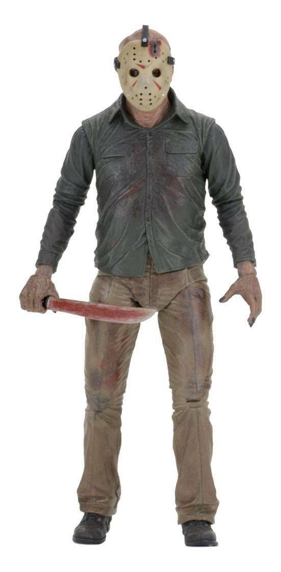 Friday the 13th Part 4 Final Chapter Jason Action Figure Neca Approx. 18 cm (Kb