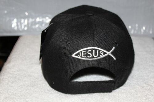 BLACK JESUS GOD ER DONE BASEBALL CAP