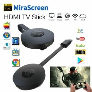 Miracast-TV-HDMI-Stick-DLNA-Airplay-WiFi-Dongle-Recepteur-1080p-Media-Streaming