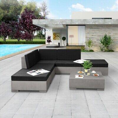 havemøbler i beton