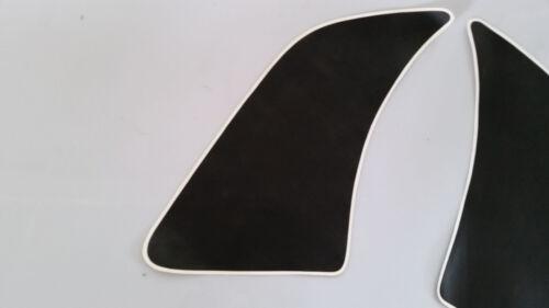 Porsche 997 4S Steinschlagfolie Steinschlagschutz schwarz Folie BLACK EDITION