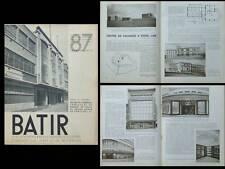 BATIR N°87 1940 BRASSERIE CAULIER, VERVIERS, LIMBOURG, WOLUWE ST PIERRE, DEFEVER