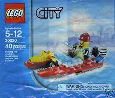 LEGO CITY Feuerwehr Speedboot 30220