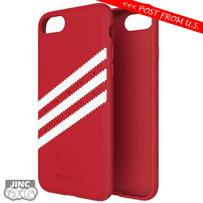 nuovo stile 42c18 cc64c Genuine Original ADIDAS Back Cover Case for Apple iPhone 7  Plus/7Plus/iPhone7 | eBay