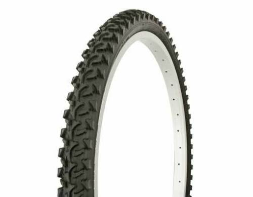"Bicycle Tire 24/"" x 1.90//1.95 Black Big Rocky Style MTB Mountain Road Bike NEW"