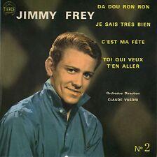 JIMMY FREY DA DOU RON RON FRENCH ORIG EP CLAUDE VASORI