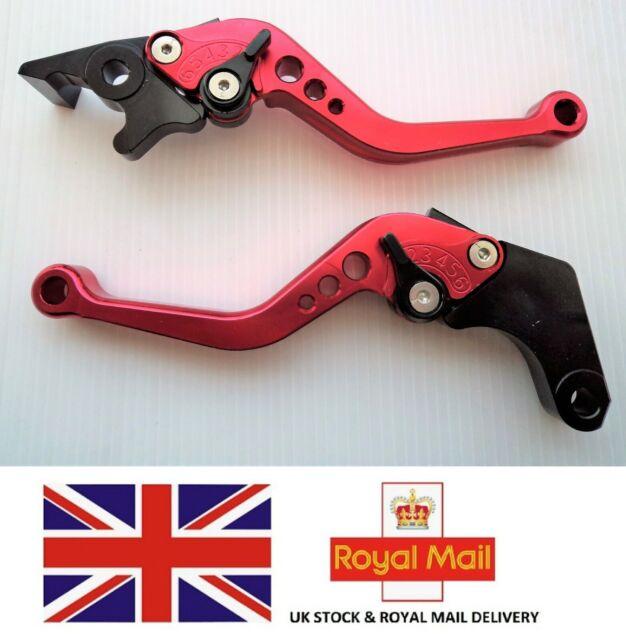 Honda CBR 125R Adjustable Brake /& Clutch CNC Levers **UK STOCK**