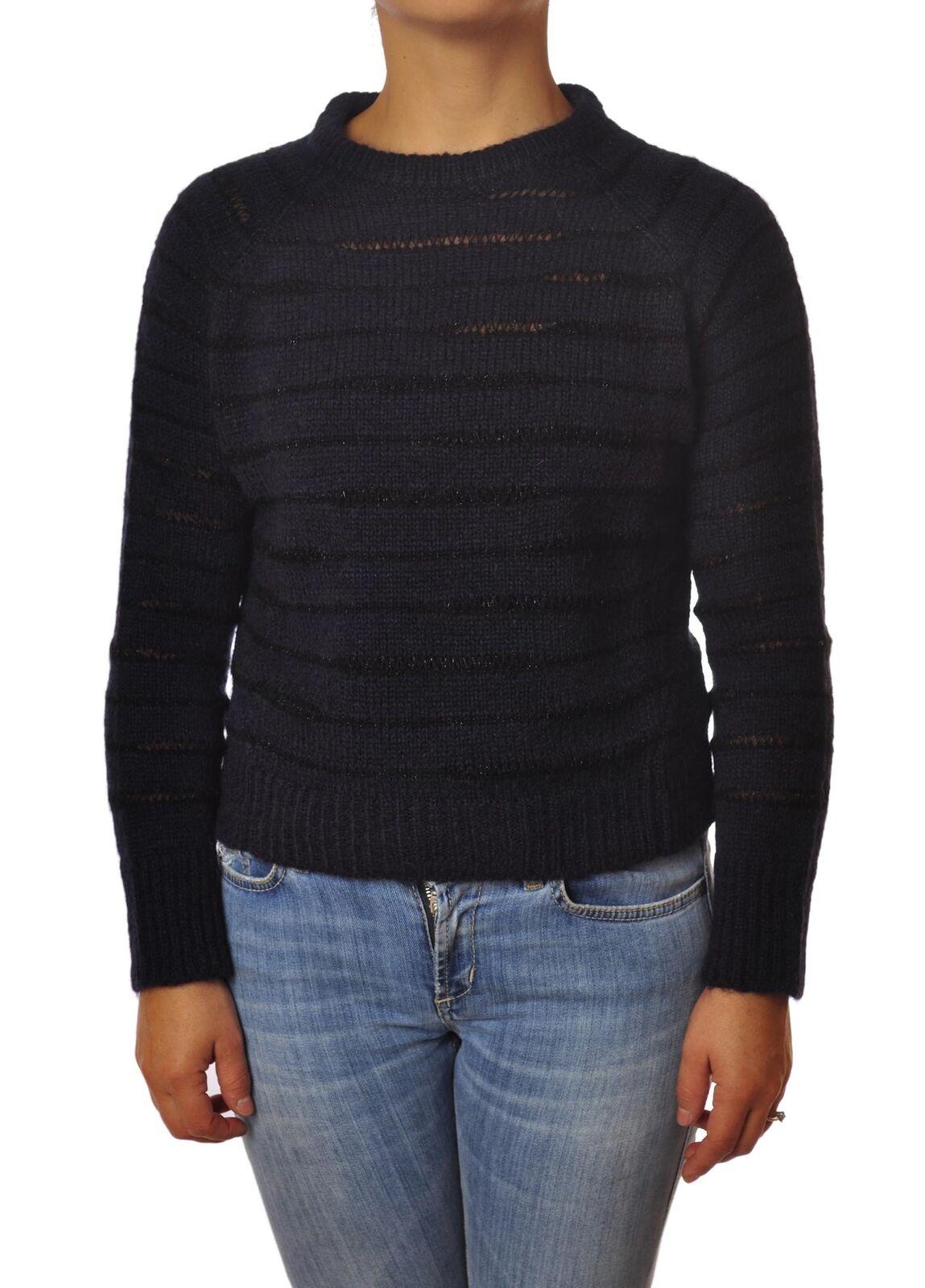 8pm - Knitwear-Sweaters - Woman - Blau - 4283806C194654