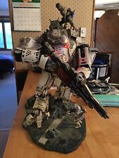 "LIMITED EDITION PS4 TITANFALL COLLECTOR EDITION 18"" ATLAS STATUE FIGURE"