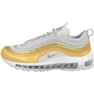 Dettagli su Nike Air Max 97 Edizione Speciale Donna Scarpe Sneaker da Ginnastica AQ4137 001