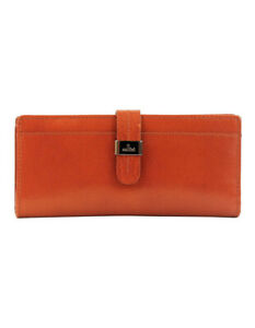 Cellini Trifold Tab Wallet In Tan Cwf006