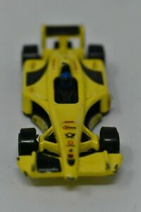 Vintage-Collectible-2001-Hot-Wheels-Yellow-Car-Made-In-Vietnam-Made-For-McDonald