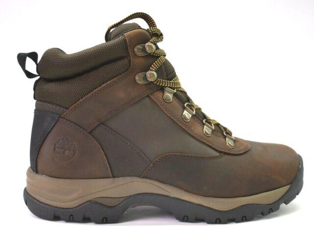 Womens Waterproof Mid Hiker Brown Boots