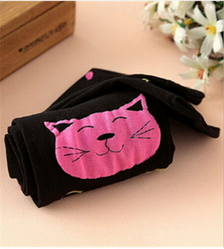 1x High Quality girls tights Velvet candy colors Cat Fish Pantyhose for kids HC
