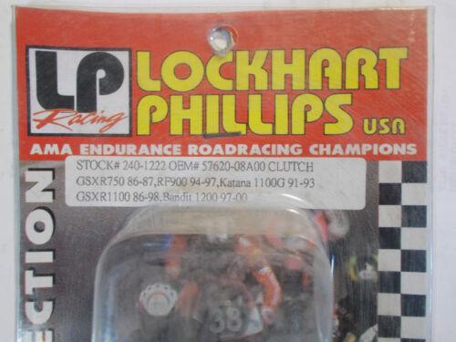 Lockhart Philips240-1222 Left Clutch Lever//Suzuki GSXR750//RF900//Katana Misc//CL2
