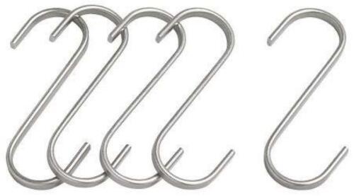 Ikea Stainless Steel S-Hook 700.113.97 2.75-Inch