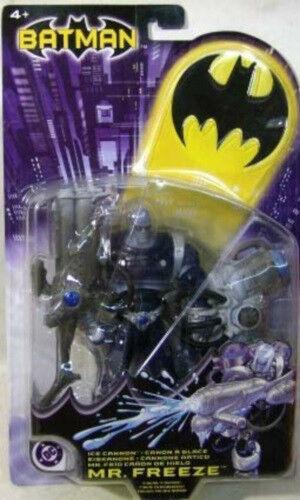 Mattel Universe Classics DC Batman - Ice Cannon Mr Freeze with Goggles (MOC)