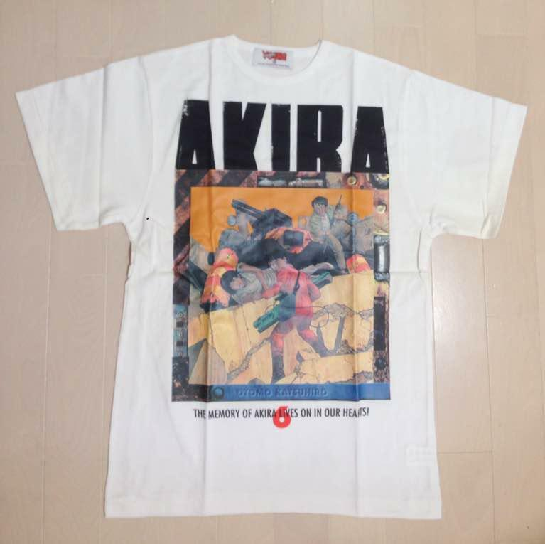 AKIRA Young MAgazine super rare T shirt from JAPAN Free shipping