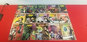Mage The Hero Discovered Complete Set 1-15 FN Comico Comic Run Lot