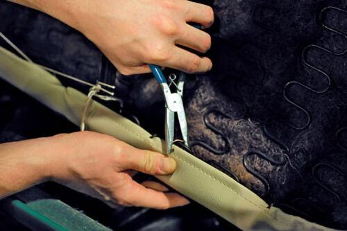 """Cushioned Grip 7/"""" Gunson Tools Hog Ring Pliers 178mm"""