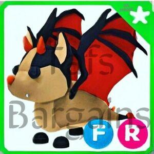 Roblox Adopt Me - Fly Ride Bat Dragon (FR) LEGENDARY