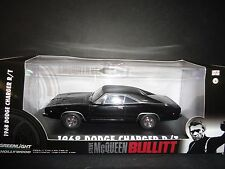 Greenlight Dodge Charger R/T 1968 Steve McQueen Bullitt 1/43