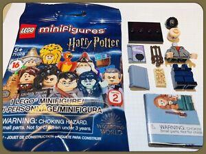 New LEGO Harry Potter Wizarding World MINIFIGURE Series 2 Harry Potter 71028